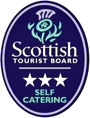 3 star Self Catering - Scottish Tourist Board